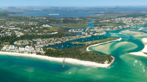 aerial-noosa-accommodation